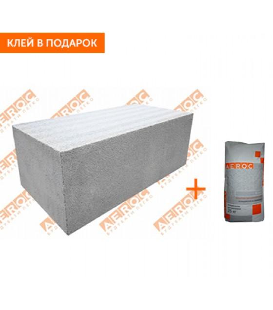 Стеновые блоки Аерок D300 300х200х600