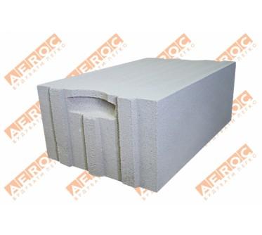 Стеновые блоки Аерок D300 300х250х600