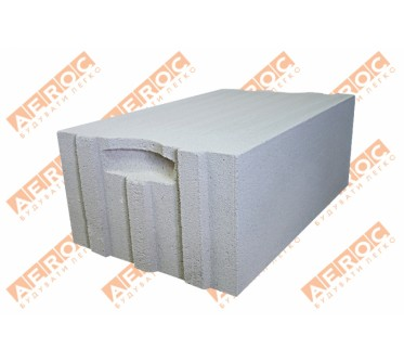 Стеновые блоки Аерок D400 375х200х600