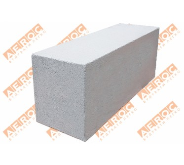 Стеновые блоки Аерок D500 250х200х610