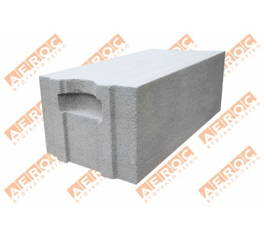 Стеновые блоки Аерок D500 300х250х600