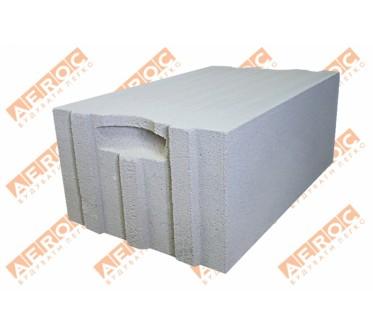 Стеновые блоки Аерок D500 400х250х600
