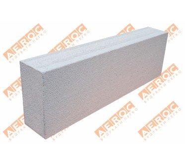 Перегородочные блоки Аерок D500 100х200х610