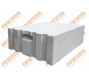 Стеновые блоки Аерок D400 500х200х610